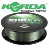 Влакно за шарански риболов Korda Subline 1000м - Зелено